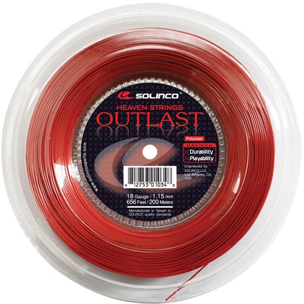 Solinco Outlast 17g (Reel)