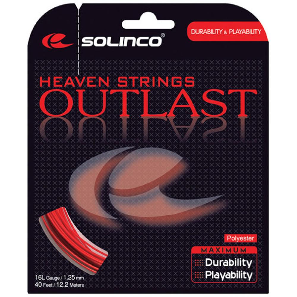 Solinco Outlast 18g (Set)