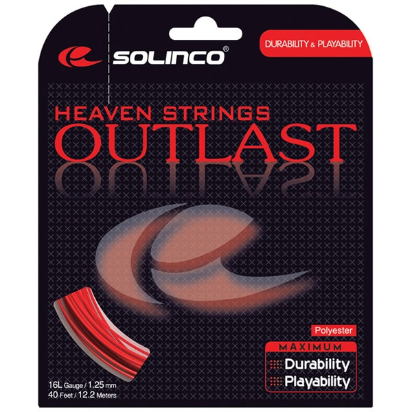 Solinco Outlast 18g (Set)