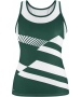 DUC Sonar Women's Printed Racer Tank (Pine) - Duc Sale Items