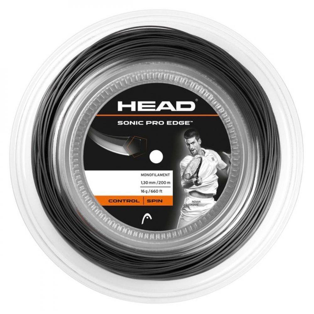 Head Sonic Pro Edge 17g Tennis String (Reel)