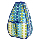 40 Love Courture Bubbles Sophi Tennis Backpack - 40 Love Courture Sophi Tennis Backpack