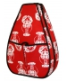 40 Love Courture Lobster Sophi Tennis Backpack - 40 Love Courture Sophi Tennis Backpack