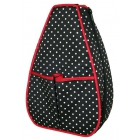40 Love Courture Polka Dot Sophi Tennis Backpack - 40 Love Courture Sophi Tennis Backpack