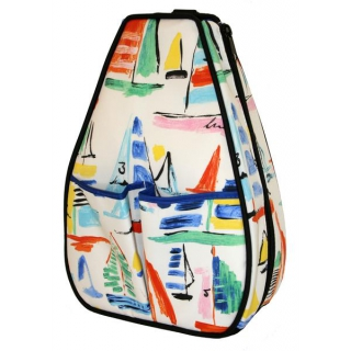 40 Love Courture Sails Sophi Tennis Backpack