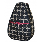 40 Love Courture Links Navy Sophie Backpack - Designer Tennis Backpacks