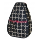 40 Love Courture Links Navy Sophie Backpack - Designer Tennis Bags