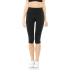 SPANX Active Power Knee Pant - Women's Outerwear Warm-Ups Tennis Apparel