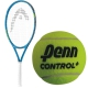 HEAD Speed Junior Tennis Racquet, Penn Control+ Green Dot Tennis Balls - Junior Bundle Packs