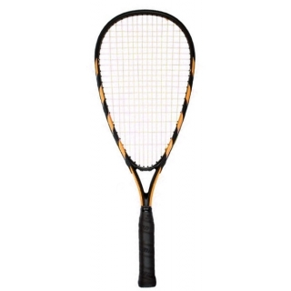 Speedminton Orange and Black Racquet