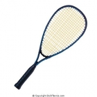 Speedminton Racquet Blue - Training by Sport