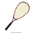Speedminton Racquet Red - SKLZ