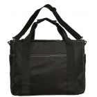 Maggie Mather Sport Tote Pickelball/Tennis Bag (Black) - Tennis Bag Types