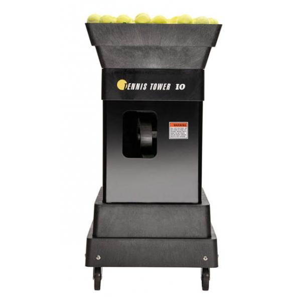 Sports Tutor Tennis Tower IO Player Ball Machine w/ Remote Option
