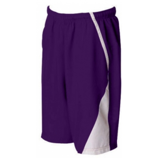 SSI Men's Page Performance Short (Purple)
