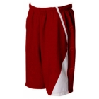 SSI Men's Page Performance Short (Red) - Men's Shorts Tennis Apparel