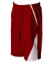 SSI Men's Page Performance Short (Red) - SSI Tennis Apparel