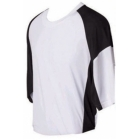SSI Men's Garvin Performance Shirt (Black) - Men's Tops T-Shirts & Crew Necks Tennis Apparel