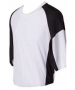 SSI Men's Garvin Performance Shirt (Black) - SSI Tennis Apparel