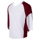 SSI Men's Garvin Performance Shirt (Burgundy) - SSI Tennis Apparel