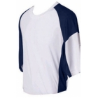 SSI Men's Garvin Performance Shirt (Navy) - SSI Tennis Apparel