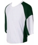 SSI Men's Garvin Performance Shirt (Pine) - SSI Tennis Apparel
