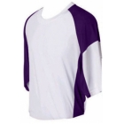 SSI Men's Garvin Performance Shirt (Purple) - SSI Tennis Apparel