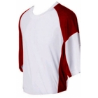 SSI Men's Garvin Performance Shirt (Red) - SSI Men's Apparel Tennis Apparel