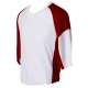 SSI Men's Garvin Performance Shirt (Red) - SSI Tennis Apparel