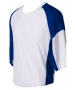 SSI Men's Garvin Performance Shirt (Royal) - SSI Tennis Apparel