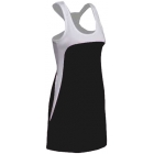 SSI Women's Amy Racer Back Tennis Dress (White/ Black) - SSI