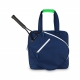 Ame & Lulu Sweet Shot Tennis Tote (Navy) - Tennis Travel Duffel Bags