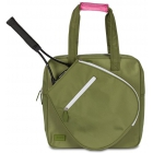 Ame & Lulu Sweet Shot Tennis Tote (Army Green) - Ame & Lulu Tennis Bags for Women