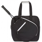 Ame & Lulu Sweet Shot Tennis Tote (Black) - Ame & Lulu Tennis Bags for Women