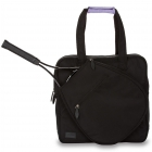 Ame & Lulu Sweet Shot Tennis Tote 3.0 (Black) -