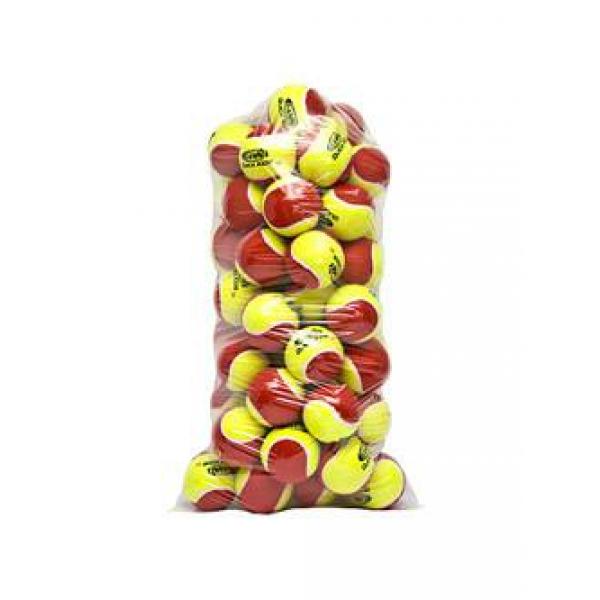 Gamma Quick Kids 36 Red Felt Tennis Balls (60 Ball Bag)
