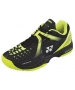Yonex Men's Power Cushion Durable Tennis Shoes (Black/Yellow) - Yonex Tennis Shoes
