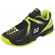 Yonex Men's Power Cushion Durable Tennis Shoes (Black/Yellow) - New Yonex Racquets, Bags, Shoes