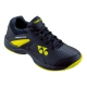Yonex Junior Power Cushion Eclipsion 2 Tennis Shoes (Navy/Yellow) - Yonex Junior Tennis Shoes