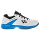 Yonex Junior Power Cushion Eclipsion 2 Tennis Shoes (White/Sky Blue) - Yonex Junior Tennis Shoes