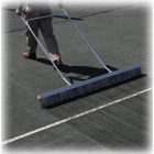 Har-Tru Steel-Bristle Drag Brush (Tow Model) - Clay Court