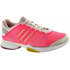Adidas Barricade 8 by Stella McCartney Womens Tennis Shoes (Pnk/ Gry/ Wht) - Tennis Shoes
