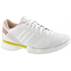 Adidas Barricade 8 by Stella McCartney Womens Tennis Shoes (White/ Green) - Tennis Shoe Brands