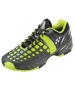 Yonex Men's Power Cushion Pro CL Tennis Shoes (Yellow/Dark Grey) - Yonex Tennis Shoes