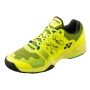 Yonex Men's Power Cushion Sonicage All Court Tennis Shoes (Lime Yellow)