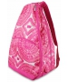 All For Color Sunburst Tennis Backpack - All for Color Tennis Bags