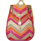40 Love Courture Sunset Chevron Maddie Backpack - Designer Tennis Bags