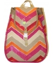40 Love Courture Sunset Chevron Maddie Backpack - New Tennis Bags