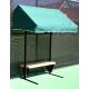 Suntrends Cabana Bench 4' no backrest #3334 -