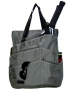 Maggie Mather Super Tote (Pewter)  - Maggie Mather Super Tennis Bags